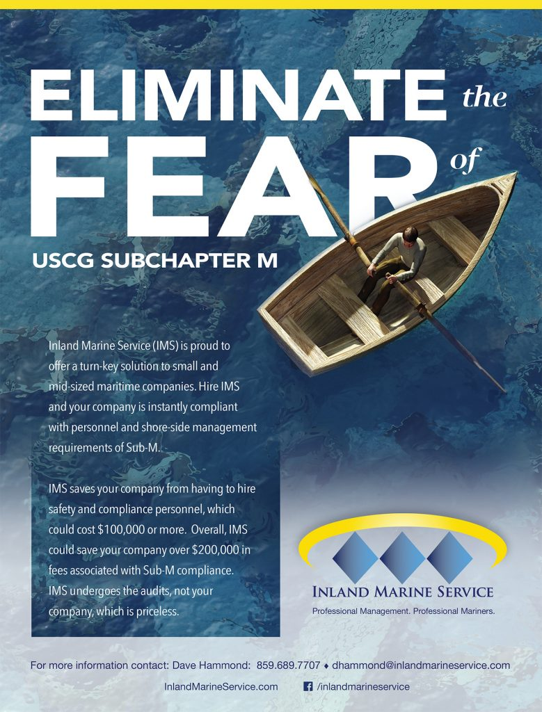 Eliminate the Fear of USCG Subchapter M